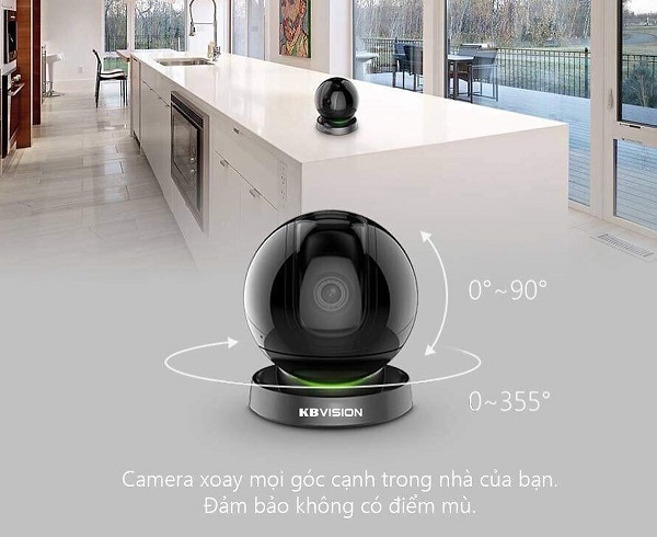 Camera IP Wifi KBVision Kbone kn-h22w-1