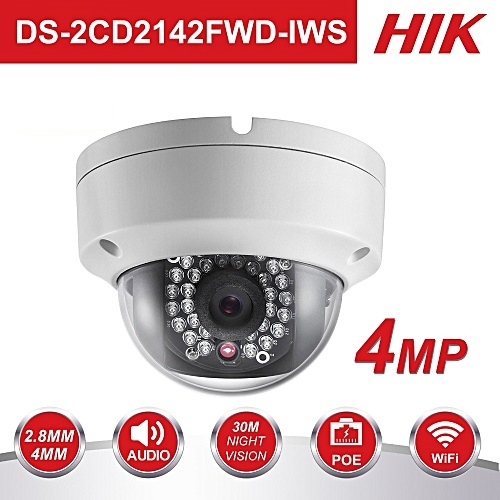 Camera Hikivison DS-2CD2142FWD-IWS
