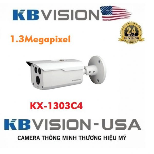 CAMERA-KBVISION-KX-1303C4-1